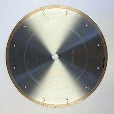 """10"""" S Slot Porcelain Tile Diamond Blade - Brand New"""