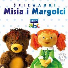 ZX-Śpiewanki Misia i Margolci CD Miś i Margolcia