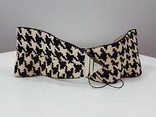 CUE sz S (or 10 ) womens pony hair belt [#A52]