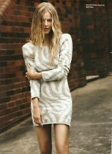 Purl Harbour Handmade knit Dress or Sweater Jumper as seen in RUSSH mag