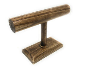 Porta bracciali in legno espositore braccialetti orologio stand portagioie
