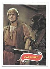 PLANET OF THE APES MOVIE CARD NO 34 CAPTURED! TOPPS NRMINT 5124