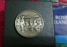 1957 2007 50th Merdeka Tunku Abdul Rahman Royal Selangor Pewter Medallion Coin