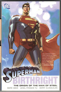 Superman: Birthright tpb, Mark Waid, Leinil Yu