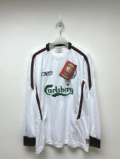 LIVERPOOL 2003/04 AWAY SHIRT JERSEY BNWT