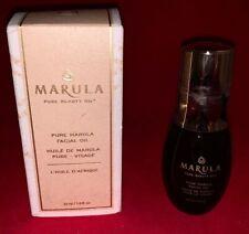MARULA Pure Beauty Oil PURE MARULA Facial Oil 1 oz 30ml Full Size ~ NIB!