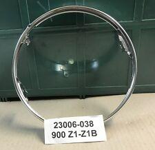 Cornice faro - RIM-LAMP, HEAD - Kawasaki H1 KZ1000 NOS: 23006-038