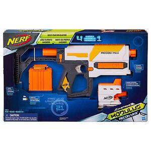Brand New NERF N-Strike Modulus RECON MKII Dart BLASTER