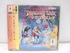 3DO Real - DRAGON'S LAIR - NEW! JAPAN GAME. Panasonic. 14069