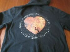 2007 Keith Urban Love Pain & the Whole Crazy Thing World Tour Concert Hoodie Xl