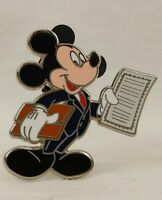 Mickey Mouse Professions Mystery Set Business Man Disney Pin 88052
