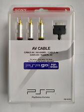 Offical Sony PSP Go/psp-n1000 AV Cable