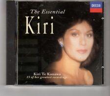 (HP646) The Essential Kiri, Kiri Te Kanawa - 1992 CD