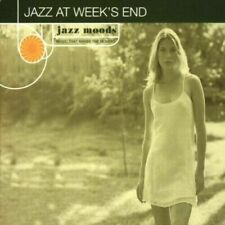 Jazz Moods: Jazz at Week's End by Various Artists (CD, Jul-2004, Concord Jazz)