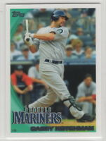2010 Topps Baseball Seattle Mariners Team Set Series 1 2 and Update