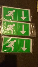 firedoor signs /stickers