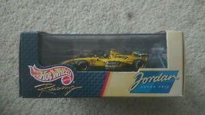 Damon Hill Jordan GP 199 F1 1:43 Diecast mint condition