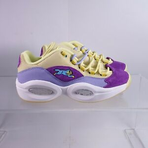 Size 8.5 Men's / Women's 10 Reebok Question Low BBC Ice Cream Running Dog Shoes
