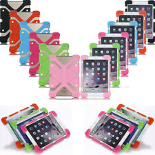 "Samsung Galaxy Tab 2/3/4/ 7""8""10"" Inch Soft Safe Silicone Shockproof Cover Case"