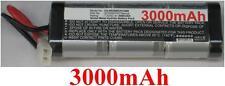 Batterie 7.2V 3000mAh SC3000/D37/Tamiya Pour Associated RC10 T4