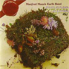 CD - Manfred Mann's Earth Band - The Good Earth - #A1432