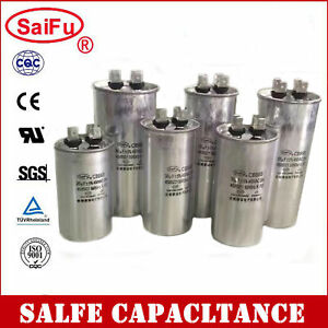 CBB65 450VAC 40/85/21 50/60Hz Air Conditioner Appliance Motor Run Capacitor