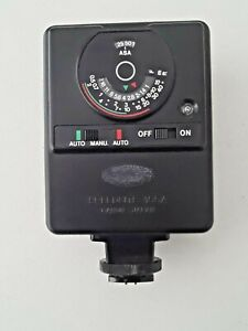 ********* Canon Speedlite 155A Shoe Mount Flash For parts or Repair AS IS ******