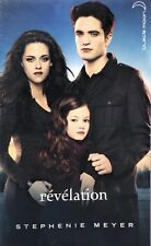 Révélation  Stephenie Meyer  Saga Twilight Black Moon Tome 4