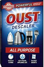Powerful All Purpose Descaler, Limescale Remover (6 pack)