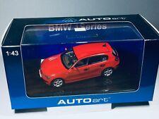 BMW series 1 scala 1:43 AUTOArt