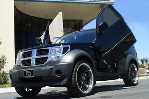 Direct Bolt On Vertical Lambo Doors Hinges Kit With Warranty VDCDNITRO07
