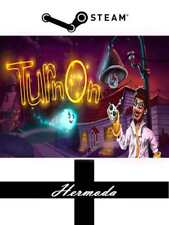 TurnOn Steam Key - for PC or Mac (Same Day Dispatch)
