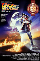 NEW BACK TO THE FUTURE 1 I ONE OFFICIAL MOVIE ORIGINAL ART PRINT PREMIUM POSTER