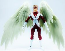 Marvel Universe 2012 TRU Exc ANGEL (RED COSTUME) (X-FACTOR COLLECTOR PACK) Loose
