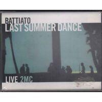 Battiato 2 MC7 Last Summer Dance Live / Sigillata / Columbia 5099751370642