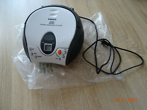 Lenco SCD24 - CD-Player für Kinder - CD-Radio - Stereoanlage White