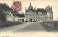 CPA Environs de Compiégne - Glaignes - Le Cháteau (130864)