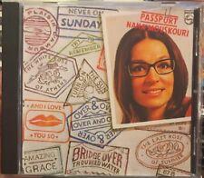CD ALBUM - NANA MOUSKOURI - PASSPORT - VGC - FREE UK P+P