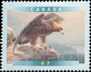 Canada   # 1886    BIRDS OF CANADA    Brand New 2001 Original Gum Issue