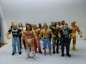 Lot Of 18 Wrestlers 2011-2016
