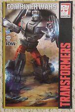 Transformers Combiner Wars IDW Generations TRAILBREAKER Comic Book