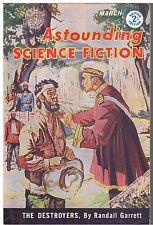 Erstaunlich Science Fiction Band XVI No.1 März 1960 UK Atlas