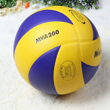 Mikasa 200 Volleyball For Indoor Olympic Game Official Ball Size 5 Volleyball