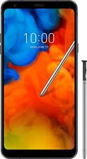 "Unlocked LG Stylo 4 Plus LMQ710WA  GSM 6.2inch 32GB Black 6.2"" Screen Phone USED"