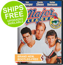 Major League (DVD, 2017 Wild Thing Edition) NEW, Tom Berenger, Charlie Sheen