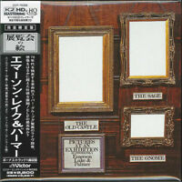EMERSON. LAKE & PALMER-PICTURES AT AN...-JAPAN MINI LP HQCD BONUS TRACK G00