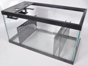 REFUGIUM KIT - 15 Gallon Aquarium Sump Kit - Dual Filter Sock Holder