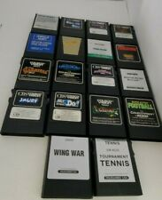 18 Games Wing War one on One Jungle Hunt Smurf Zaxxon Gyruss for Colecovision F1