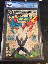 DC Comics Presents#49 Incredible Condition 9.0 Cgc(1983)Black Adam!!
