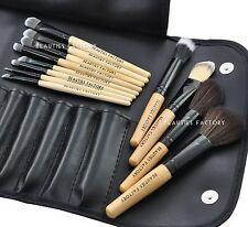 Beauties Factory 12pcs Woodland Makeup Brush Set with Free Gift AZ306K